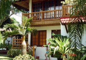 Cabana Beach Club Resort - Moalboal, Cebu, Philippines