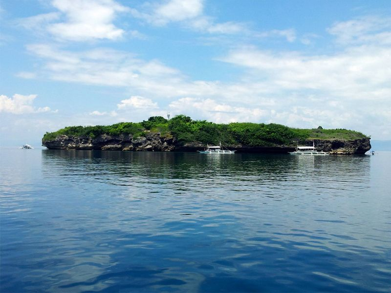Pescador Island Moalboal Cebu