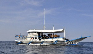 Dive Safari Boat Royo
