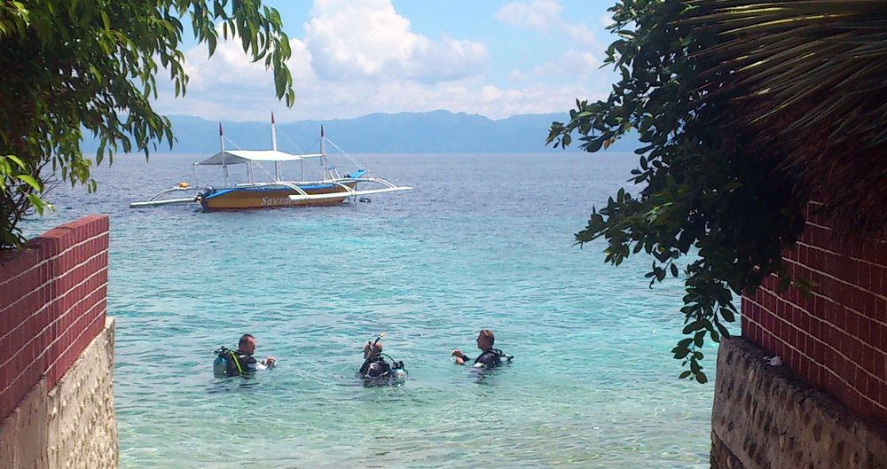 PADI Open Water Course in Moalboal, Cebu, Philippines