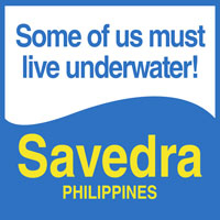 Savedra Dive Center Retina Logo