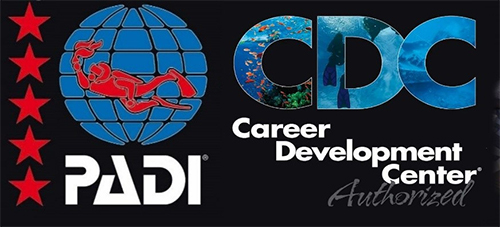 PADI 5 Star Career Development Center in Cebu Philippines