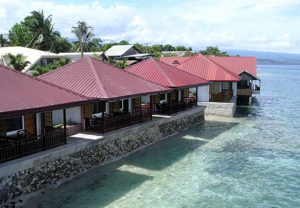 Savedra Seaview Bungalows - Beach resorts Moalboal - Moalboal, Cebu, Philippines