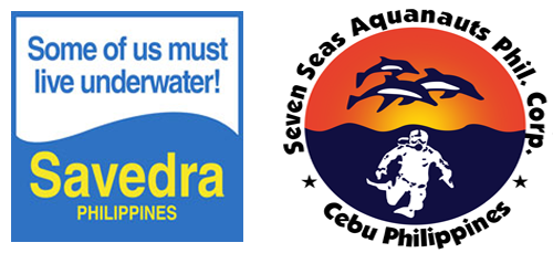 Savedra Dive Center - Moalboal - Cebu - Philippines: Member of Seven Seas Aquanauts Group of Dive Centers in the Philippines
